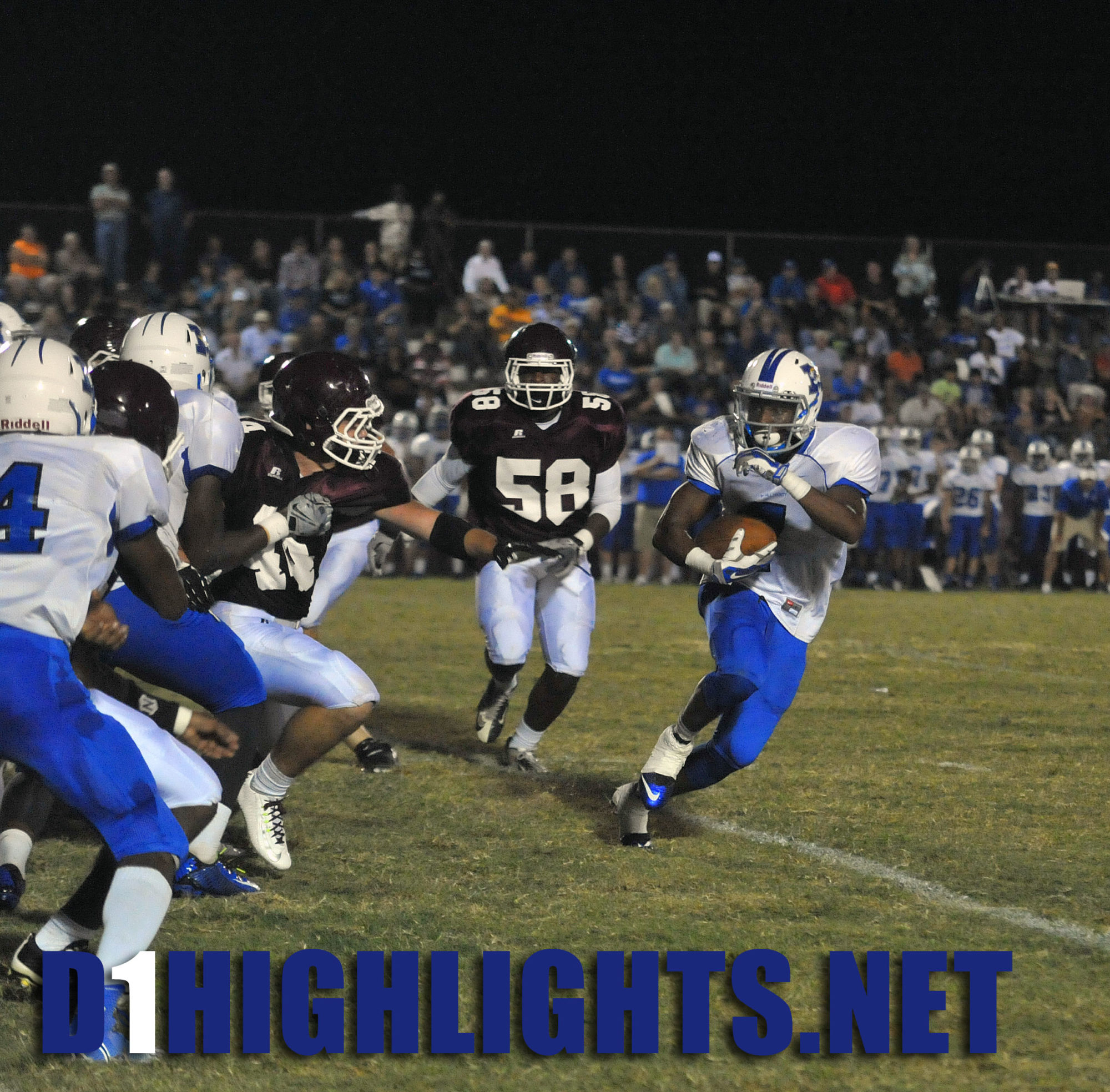 Marshall Co. Tops Undefeated Spring Hill