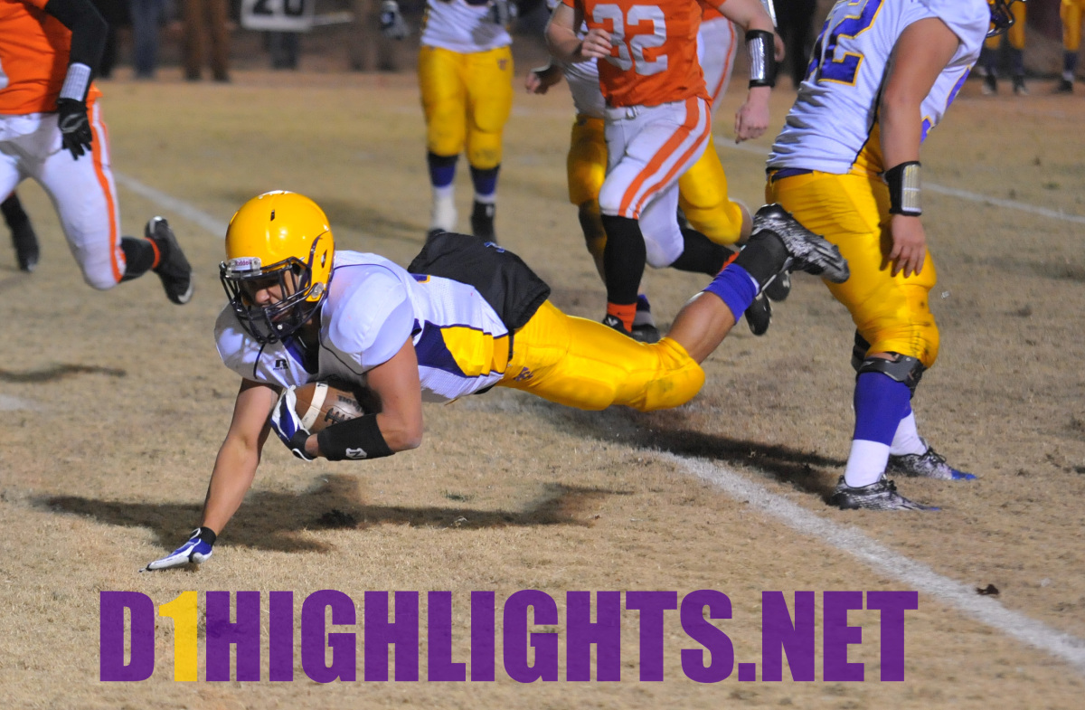 Trousdale County rolls in second round