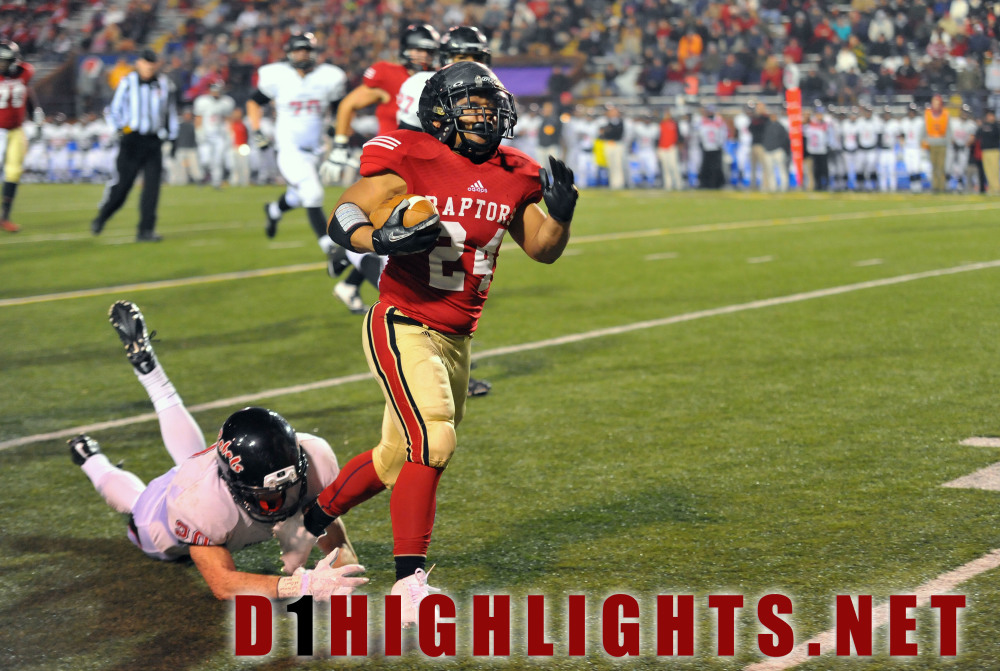 Ravenwood loses state title game in OT