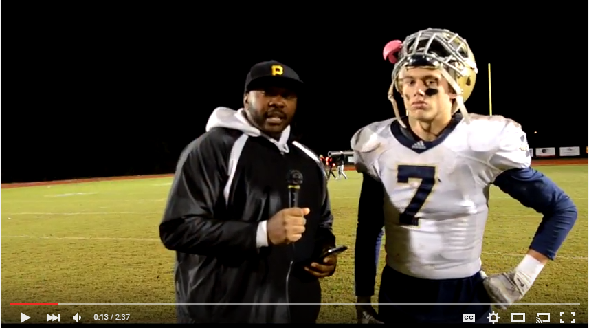 Independence Eagles at Stewarts Creek RedHawks Post Game Interview