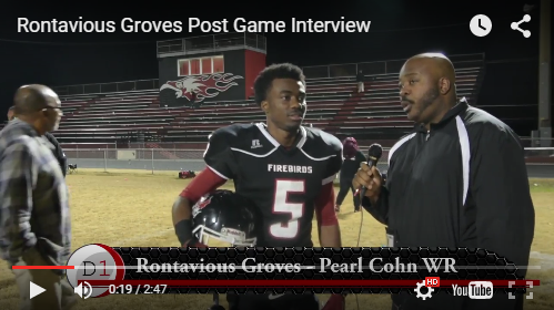 Rontavious Groves Post Game Interview