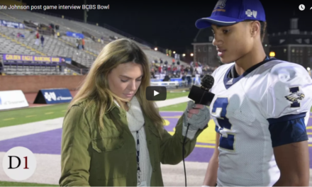 Post Game Interviews with the Indy Eagles
