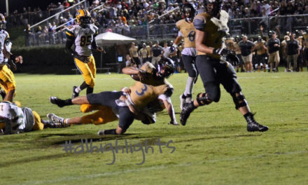 Mount Juliet's massive offensive line set the tone for win Green Wave