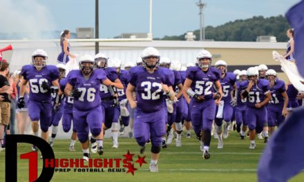 Watertown Tigers claw the Davidson Academy Bears behind Ty Love's 5 Touchdowns