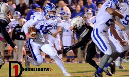 Macon Co. eases through First Round