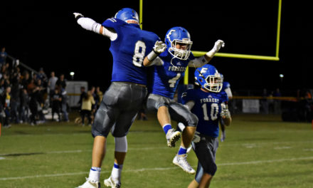 Small School with Big Time Plays, Forrest Rockets