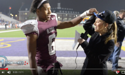 Alcoa Tornadoes Post Game Interviews
